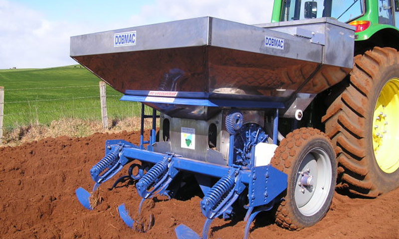 Dobmac Agricultural Machinery In Australia And New Zealand