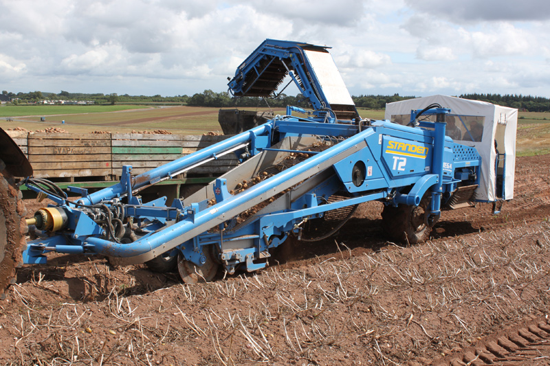 Standen T2 Potato Harvester
