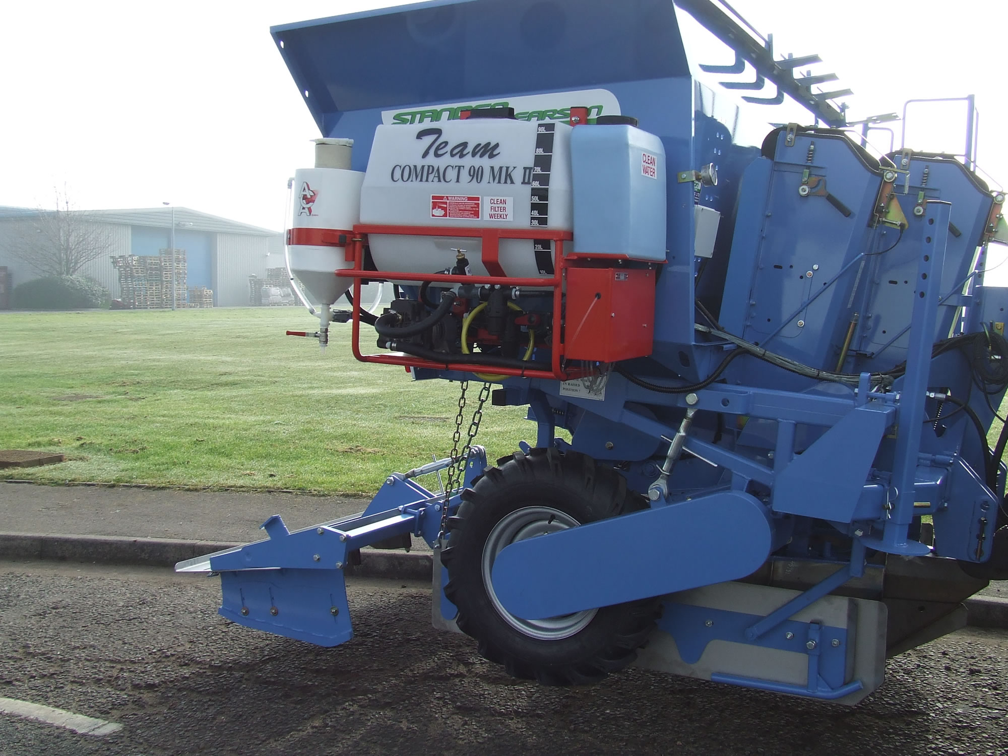 Team Sprayers                Compact  90 MKII