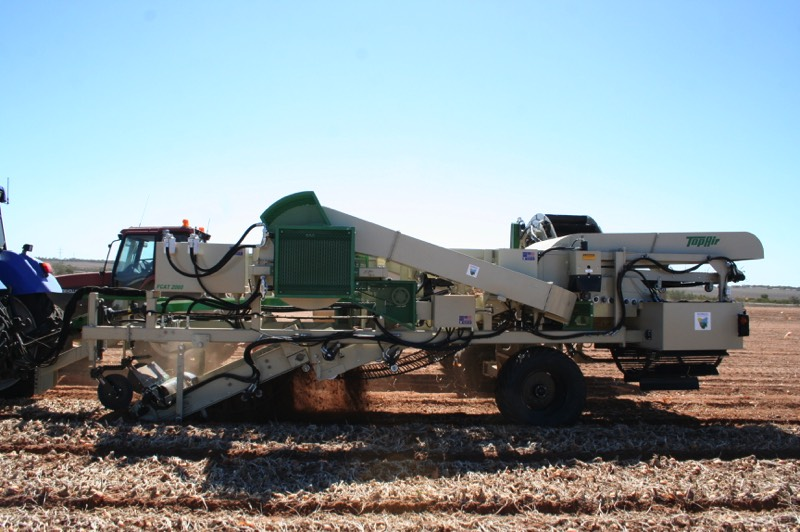 Onion Field Equipment