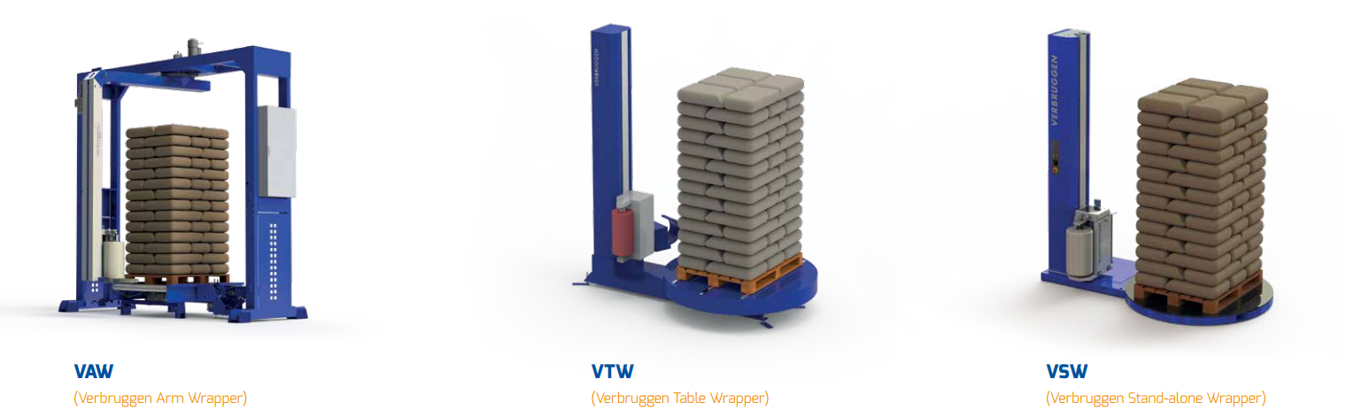 Verbruggen Wrapping Machines